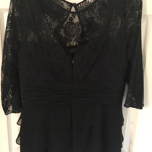 Jessica Howard Dresses - Black Dress, size 14